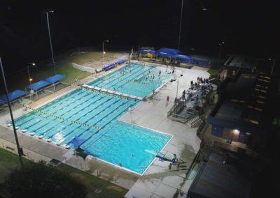 Bryan Aquatic Center - Before