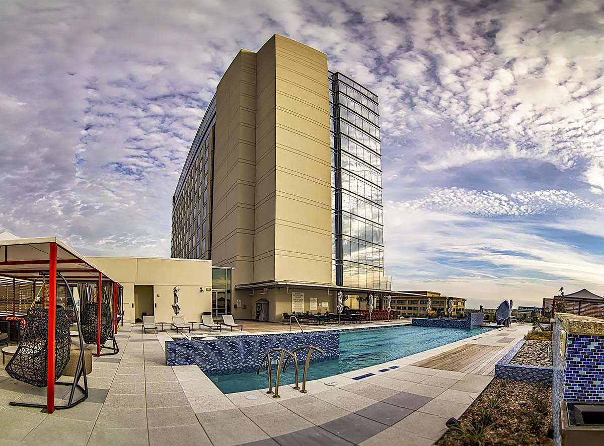 Renaissance Hotel Dallas At Plano Legacy West Pool A R T